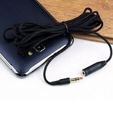 3.5mm Female to Male F/M 1.5m/3m/5m Audio Headphone Stereo Extension Cable Cord