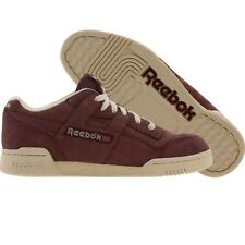 Reebok Workout Plus Vintage (burgundy / bone / reebok brass) J93621