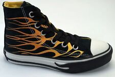 Original Converse Kids Black Flame HI 614160