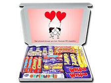 Personalised With Love Chocolate Selection Gift Box Hamper Two Balloons