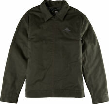 Emerica Skateboarding x Independent Trucks Mobill Dark Green Workwear Jacket NWT