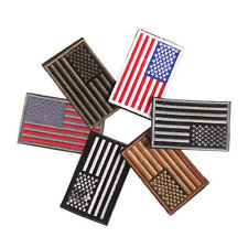 American Flag Embroidered Patch United States Tactical Military Uniform Emblem