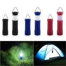 Tent Camping Lantern Light Lamp Hiking LED Flashlight Torch Outdoor 200LM 3W