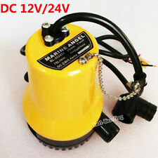 50W 12V/24V DC Solar Cell Panel Submersible Fountain Pool Pond Garden Water Pump