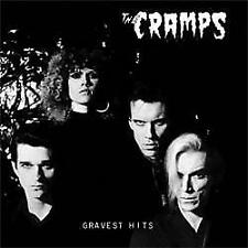 """New Music Record The Cramps """"Gravest Hits"""" 12"""""""