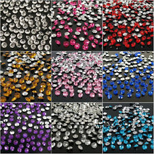 2000pcs 4.5mm Wedding Decor Acrylic Crystal Diamond Table Confetti Party Supply