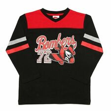AFL Toddler Script Long sleeve Tee Essendon Bombers by AFL Store