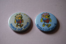 30 - World cup Willie Badges - keyrings - magnet - World Cup 1966 - ENGLAND GIFT