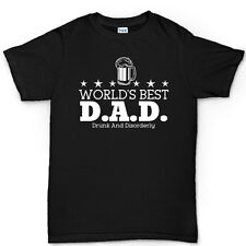 Drunk Dad Fathers Day Gift For Daddy T shirt - Funny Present Tee Top T-shirt