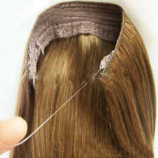 Invisible Secret Wire Flip In One Pc Human Hair Extensions 100% Human Hair