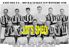 EAST FIFE F.C.TEAM PRINTS 1903 TO 1956-57 (INCLUDING SCOTTISH CUP WIN)