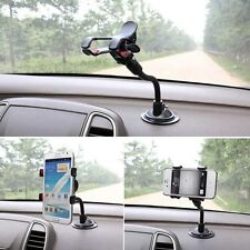 360° Rotation Car Windscreen Suction Mount Holder Cradle Stand For iPhone GPS