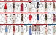 New Simplicity Sewing Pattern Amazing Fit Misses & Plus Size Dress You Pick