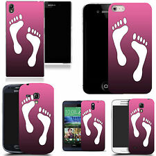 case cover for majority Popular Mobile phones -dual footprint silicone