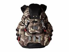 New Men's OAKLEY Kitchen Sink Backpack 34L Capacity 92060AP-75L Herb Camo Bag