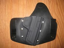 Smith and Wesson IWB Kydex/Leather Hybrid Holster