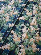 Lovely Sandersons Country House Furnishing Fabric- 5.35 Meters