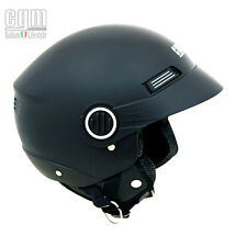 Helmet Helmet Jet CGM RHULE Basic with visor Approved Black XS S M L XL XXL