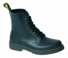 Original Doc Dr Martens 8-hole Wellies Drench Matte Black 14822001