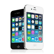 16GB Apple iPhone 4S  Factory Unlocked Smartphone Black/ White Perfect Condition