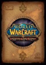 World of Warcraft Cards - Wrathgate 1 - 70 - Pick card WOW CCG