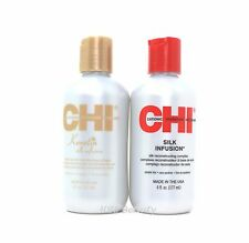 CHI SILK INFUSION OR/AND KERATIN SILK INFUSION 6 OZ EACH - NEW