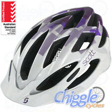 Scott Watu Contessa Womens/Ladies Road/Recreational Bike/Bicycle Helmet - Purple