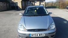 2004 Ford Focus 1.6 i 16v LX 5dr (sun roof)
