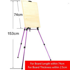 1xAdjustable Stand Tripod Easel Display Drawing Board Art Artist Sketch Painting