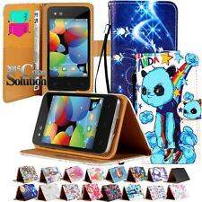 For Various InFocus SmartPhones - Flip Cover Stand Wallet Magnetic Leather Case