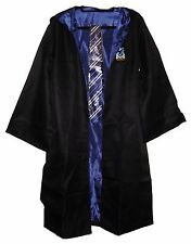 Harry Potter RAVENCLAW US Costume Hooded School Robe Cloak With Tie Adult Size