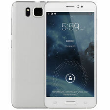 """Unlocked Smartphone Android Cell Phone 4.5"""" QHD Dual Core GPS 3G GSM Dual SIM"""