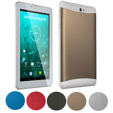"""New 7"""" Google Android 4.4 3G Quad Core Dual Camera 4GB Tablet PC WiFi Bluetooth"""