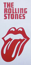 ROLLING STONES LIPS VINYL DECAL STICKER CAR WINDOW LAPTOP GAME SYSTEM WALL