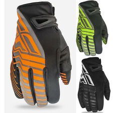Fly Racing Title Cold Weather Mens Off Road Dirt Bike Racing Motocross Gloves