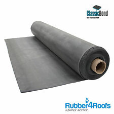 Premium EPDM Rubber Roofing Membrane 1.5mm ClassicBond Multiple Sizes 0.5m to 5m