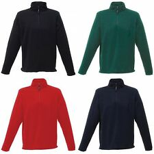 Regatta Mens 170 Series Anti-pill Zip Neck Micro Fleece Jacket