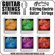 Martin DARCO Nickel Wound Electric Guitar Strings 6 String