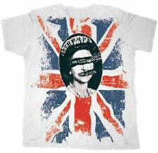 Sex Pistols Vintage T-shirt - God Save the Queen Single Album Cover Artwork with