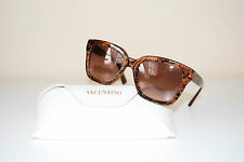 VALENTINO Sunglasses V667S 049 Brown Black Lace 52MM