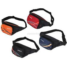 Water Resistant Running Bum Waist Pouch Fanny Pack Camping Sport Hiking Zip Bag