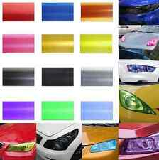 Auto Car Smoke Fog Light Headlight Taillight Tint Vinyl Film Sheet Sticker sheet