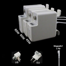 45W/60W/85W L AC Power Adapter Supply Charger For Apple Macbook Pro Magsafe1