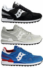 SAUCONY MENS SHADOW ORIGINAL RETRO SNEAKERS/SPORT SHOES/RUNNING