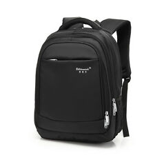 Waterproof  Laptop Backpack School Computer Notebook Bag Man Business Travel