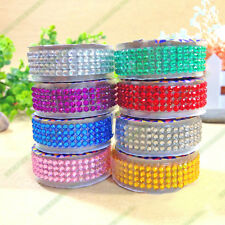 Self-Adhesive Acrylic Rhinestones Stick Scrapbooking Craft Sticker Tape Card Hot