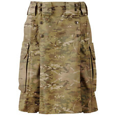 5.11 ARMY TACTICAL MILITARY DUTY WORK KILT CARGO UTILITY GENUINE MULTICAM CAMO