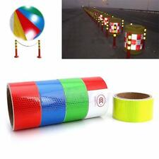 300CM Morecolor Car Reflective Safety Warning Conspicuity Roll Tape Film Sticker