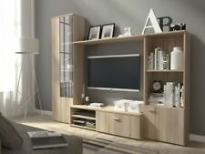 Contemporary Living Room Furniture Set Tv Stand Display Cabinet Unit Cupboard
