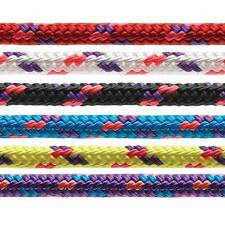 MARLOW EXCEL PRO 2mm - 6mm polyester rope BY THE METRE